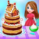 Doll House Cake Maker: Kids Baking Games
