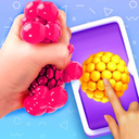 Anti Stress Squishy DIY Slime Ball Toy
