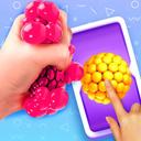 Anti Stress Squishy DIY Slime Ball Toy