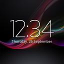 Digital Clock and Weather Widget