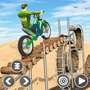 Stunt Bike Racing Game Trial Tricks Master