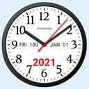 Analog Clock Widget-7