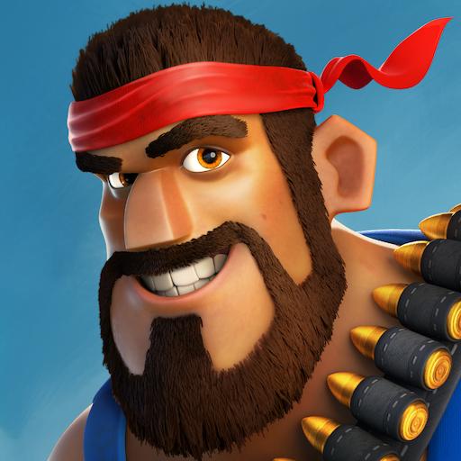 دانلود رایگان نسخه هک شده بازی Boom Beach - نسخه هک شده ساحل بوم برای اندروید و آی او اس