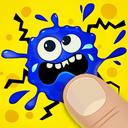 Bug Smashing toddler games for 1 2 3 4 5 year olds