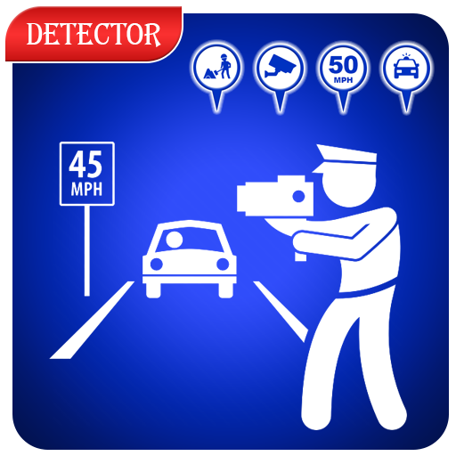 Police Speed & Traffic Camera Radar & Detector