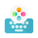 Fleksy: The Private Keyboard -GIF, Emoji & Sticker