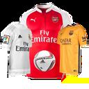پیراهن یورو 2017