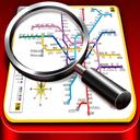 نقشه به روز مترو تهران
