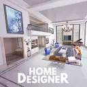 Home Designer - Match + Blast to Design a Makeover