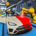 Car Builder Mechanic: Automotive Factory Simulator