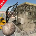 Wrecking Crane Simulator 2019: House Moving Game