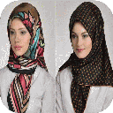 Learn to model shawls and scarves