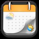تقویم و هواشناسی فارسی(هوشمند)