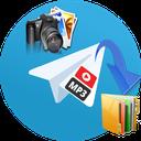 copy telegram files