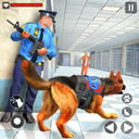 Police Dog Attack Prison Break