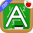 ABC 123 Practice Print Writing - ZBP