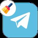 تلگرام سریع (تمیز کننده)