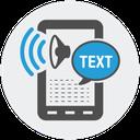 text to speak to text