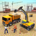 Heavy Excavator Crane - City Construction Sim 2020