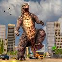 Monster Dinosaur  Rampage : City Attack