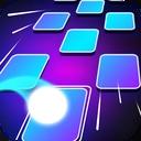 Tiles Dancing Ball Hop