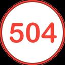 انگلیسی 504 با آزمون