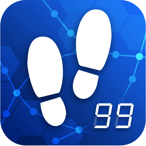 Pedometer - Step counter & calorie burning tracker