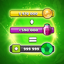Free Gems Calc for Clash -COC