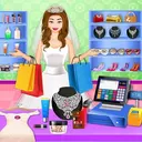 Mall Shopping with Wedding Bride – Dressing Store