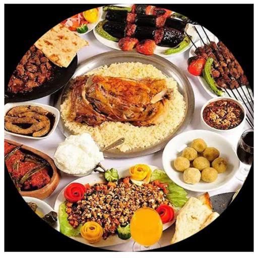 اموزش اشپزی اسان ، غذای عربی
