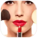 Face makeup, eye and eyebrow