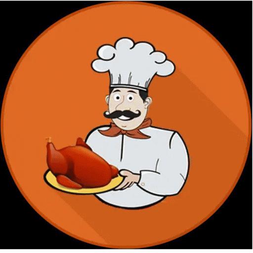 کتاب آشپزی با مرغ انواع غذا با مرغ