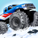 Monster Stunts -- monster truck stunt racing game