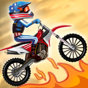 Top Bike - best physics bike stunt racing game
