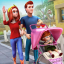 Virtual Mother Life: Mom Dad Simulator