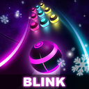 BLACKPINK ROAD : BLINK Ball Dance Tiles Game