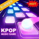 KPOP Hop: Music Rush Dancing Tiles Hop!