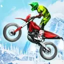 Snow Tricky Bike Impossible Track Stunts 2020
