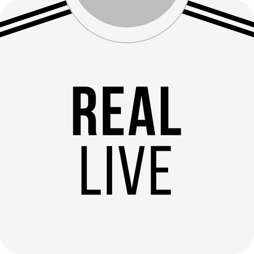 Real Live: Not official soccer app for Madrid Fans