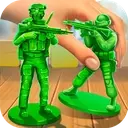 Plastic Soldiers War - Military Toys Attack