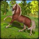 Horse Family Jungle Adventure Simulator Game 2020