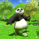 Wild Panda Family: Kung Fu Jungle Survival
