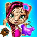 Jungle Animal Hair Salon 2 - Tropical Beauty Salon