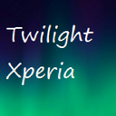 پوسته Twilight Xperia گوشی های سونی