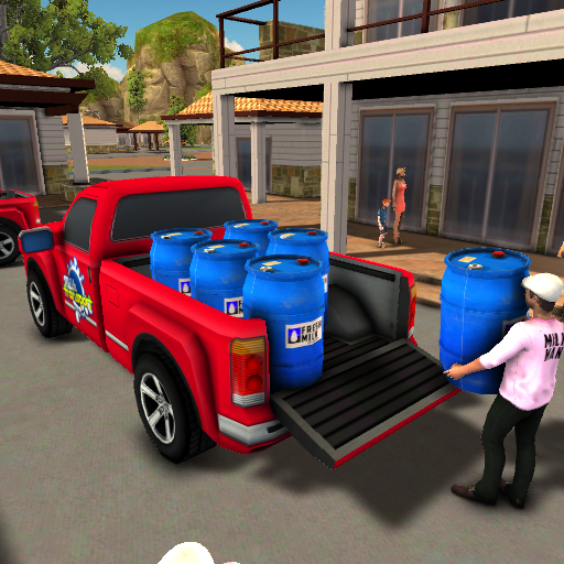 City Milk Transport Simulator: Cattle Farming