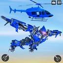 US Police Car Transform Robot War Rescue 2020