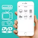 Universal remote control for Tv & AC, DVD, STB