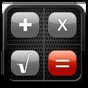 Nice and compact calculator