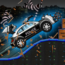 Smash Police Car