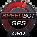Speedbot. Free GPS/OBD2 Speedometer